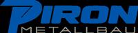 Piron Metallbau GmbH, Garagentore, Antriebe  Überdachungen  Balkone, Treppen, Geländer  exklusive Schlosserarbeiten
